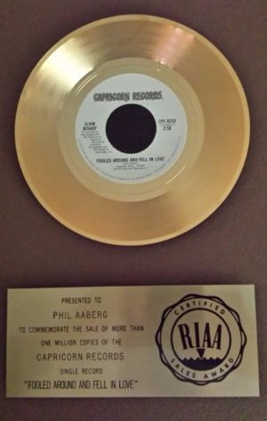 Philip Aaberg - Gold Record
