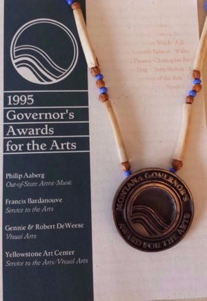 Philip Aaberg - Gov Awards Arts
