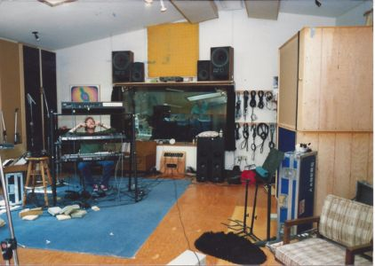 Studio- Metamora recording